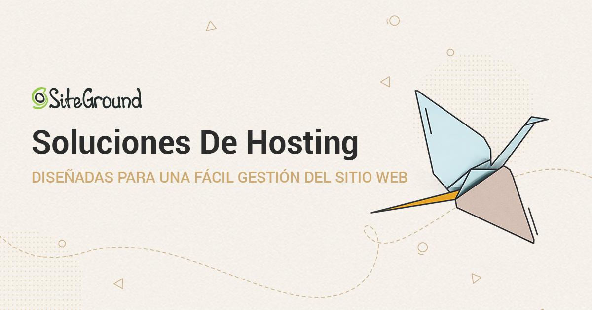 Logo de Hosting SiteGround