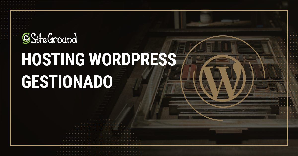 Hosting WordPress - Seguridad y Rendimiento Superior